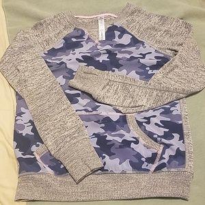 90 degree by Reflex girls long sleeve shirt